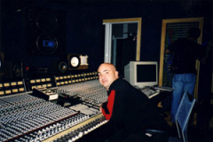 Alfio Annibalini, Mixing Engineer, Iguanna Studio