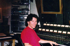 Jamie Fike, Recording Engineer, Kensington Studio, Toronto